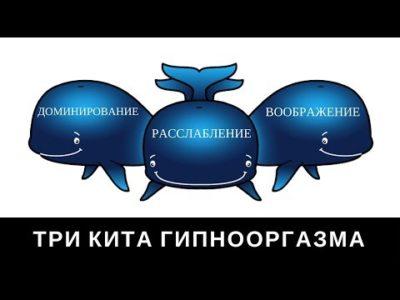 Три кита гипнооргазма